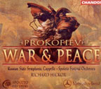 Richard Hickox, Spoleto Festival Orchestra & Victoria Livengood - Prokofiev: War and Peace